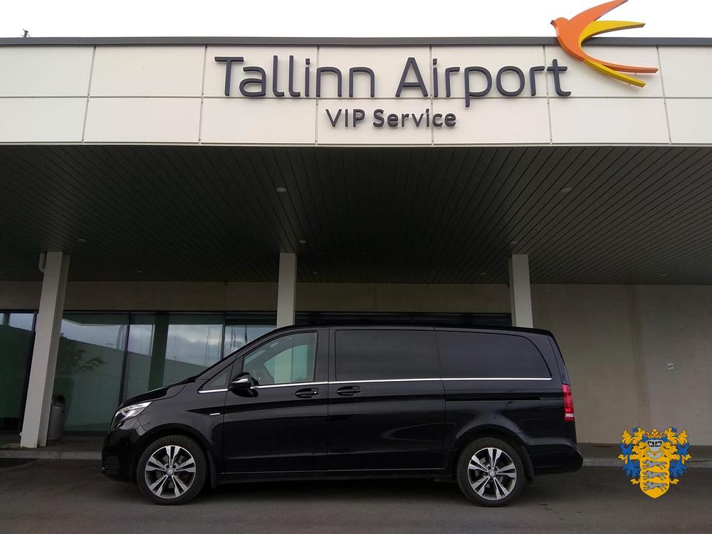 Transfer at Tallinn Airport